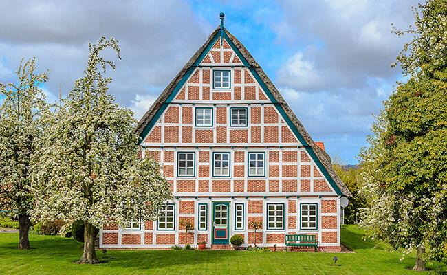 Altes Land Fachwerkhaus