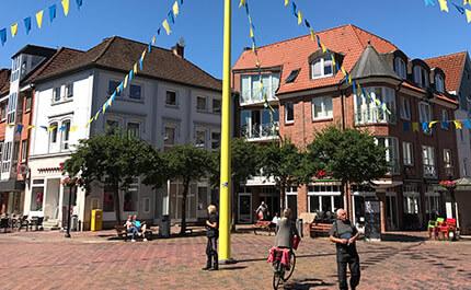 Buxtehuder Marktplatz