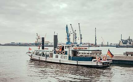 Kleinste Kreuzfahrt der Welt Senator Schiff