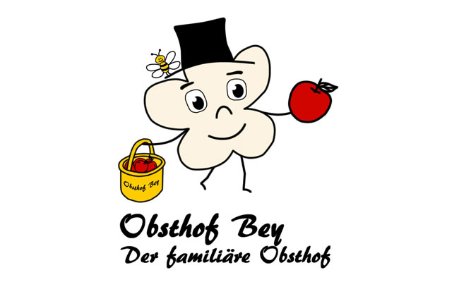 Logo Obsthof Bey